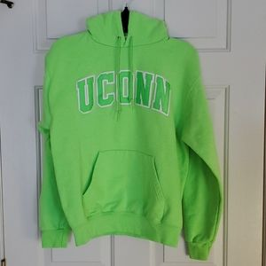 UCONN Huskies Champion Green Hoodie